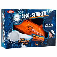 Ideal Sno-Striker Combo Game Set