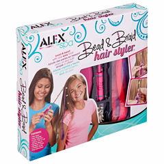 Alex Toys Spa Bead And Braid Hair Styler Beauty Toy