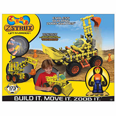 Zoob Z-Strux Lift'N Loader Interactive Toy