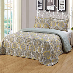 3-pc. Bedspread Set