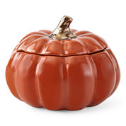 JCPenney Home™ Pumpkin Set of 4 Soup Bowls