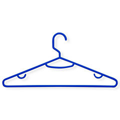 Honey-Can-Do® 60-Pack Recycled Plastic Hangers