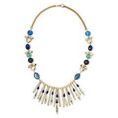 Aris by Treska Teardrop Collar Necklace