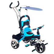 Lil' Rider 2-in-1 Convertible Smart Tricycle