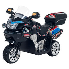 Lil' Rider 3-Wheel Battery-Powered Ride-On FX Sport Bike