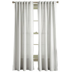 Hayden Rod-Pocket Back-Tab Curtain Panel