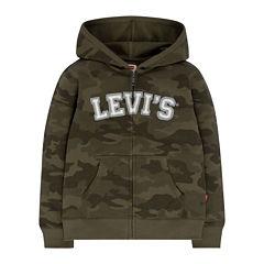 Levi's® Baldwin Long-Sleeve Hoodie - Preschool Boys 4-7