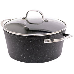 THE ROCK by Starfrit 6-qt. Nonstick Casserole with Lid
