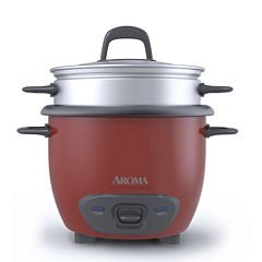 Aroma ARC-743-1NGR 6-Cup Pot Style Rice Cooker