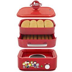 Peanuts Hot Dog Steamer