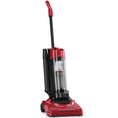 Dirt Devil M084650RED Dynamite Plus Bagless Upright with Tools