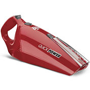 Dirt Devil M0896RED Quick Power Cordless Bagless Handheld Vacuum