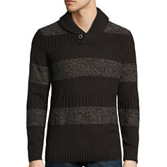 Silverlake Long Sleeve Sweater Knit Pullover Sweater