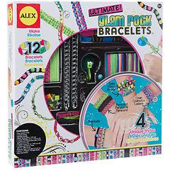 ALEX Toys DIY Wear Ultimate Glam Rock Bracelets