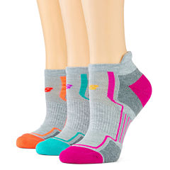 New Balance® 3-pk. Performance Low-Cut Tab Socks