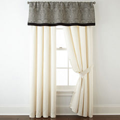 Liz Claiborne® Danika 2-Pack Curtain Panels