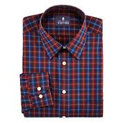 Stafford® Travel Performance Broadcloth Super Shirt - Big & Tall