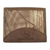 John Deere® Camo Passcase Wallet