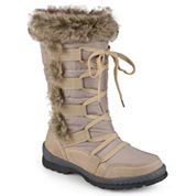 Journee Collection Pelt Cold-Weather Boots