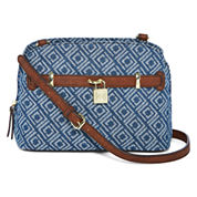 Liz Claiborne Heather Crossbody Bag