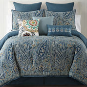 JCPenney Home Belcourt 4-pc. Comforter Set