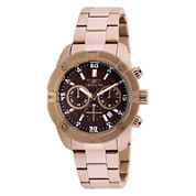 Invicta® Specialty Diver 18K Rose Gold Over Stainless Steel Chronograph Sport Watch 21615