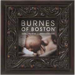 Burnes of Boston® Ornate Jeweled 4x4
