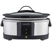 Crock-Pot® 6-qt. Smart Slow Cooker Enabled with WeMo™