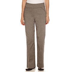 Alfred Dunner Theater District Trousers Misses Short
