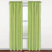 Eclipse® Kids Polka Dots Rod-Pocket Thermal Blackout Curtain Panel