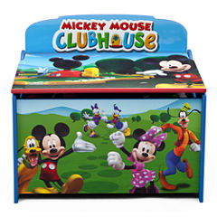 Disney Mickey Deluxe Toy Box