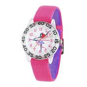 Red Balloon™ Girls Pink Dancer Strap Watch