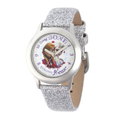 Disney® Frozen Girls Silver Strap Watch