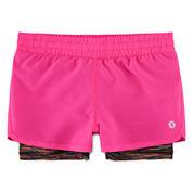 Xersion Solid Running Shorts - Preschool