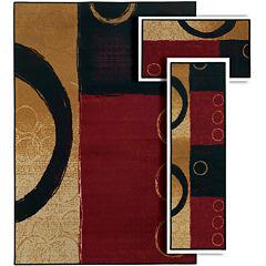 Covington Home Benton Jaden 3-pc. Rug Set