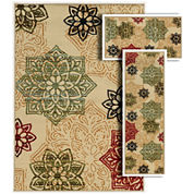 Covington Home Benton Gretchen 3-pc. Rug Set
