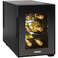 Magic Chef® 6-Bottle Countertop Wine Cooler