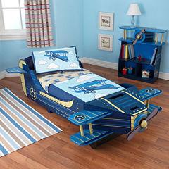 KidKraft® Airplane Toddler Bed