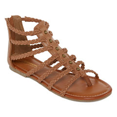 Arizona Gansy Womens Gladiator Sandals