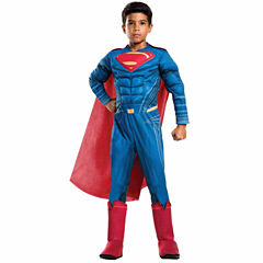 Batman v Superman: Dawn of Justice - Kids Deluxe Superman Costume-Small