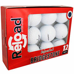 12 Pack Bridgestone B330-RXS Refinished Golf Balls.