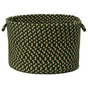 Brook Farm Braided Storage Basket