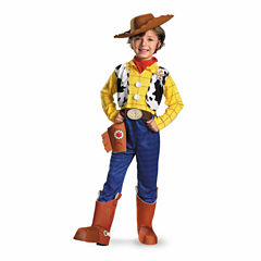 Disney Toy Story Woody 4-pc. Dress Up Costume