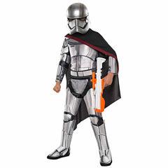 Buyseasons Captain Phasma 4-pc. Star Wars Dress Up Costume