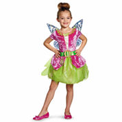 Pirate Tink Tinker Bell 3-pc. Dress Up Costume
