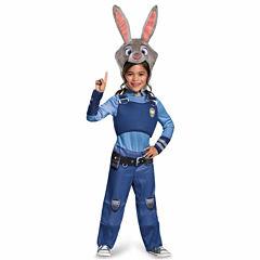 Zootopia Judy Hopps Classic Child Costume S