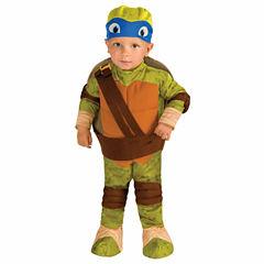Teenage Mutant Ninja Turtle - Leonardo Toddler Costume - Toddler (2T/4T)