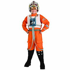 Star Wars X-Wing Fighter Pilot Child Costume - Small (4-6)