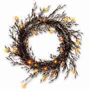 National Tree Co. 26 Inch Lighted Glitter Tabletop Decor