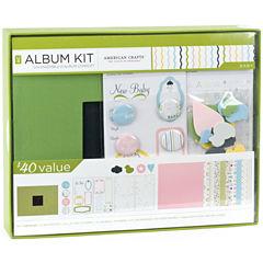 Baby Album Kit - 8 x 8